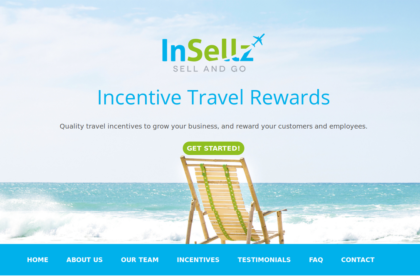 InSell - Incentive Travel Rewards