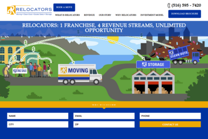 Relocators Franchise
