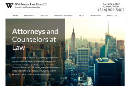 Waldhauser Law Firm P.C