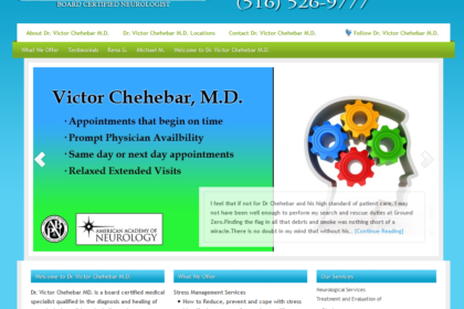 Dr. Victor Chehebar M.D.