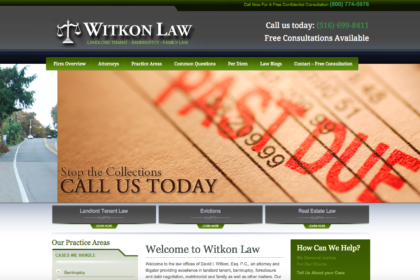 Witkon Law