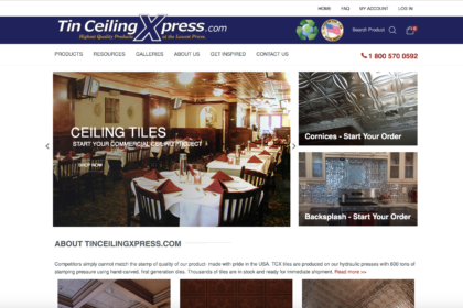 Tin CeilingXpress